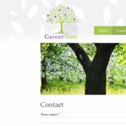 CareerTree Contact Page