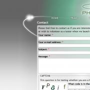 Philtinium Contact Page