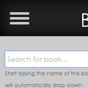 BookEmber Searching for and Posting Book Mobile View