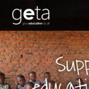 GETA - Responsive Homepage