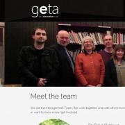 GETA - Team Page