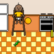 Wah! Game Screenshot in Kitchen