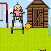 Wah! Game Screenshot in Garden