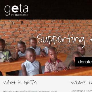 GETA Home Page