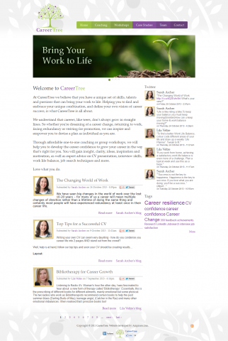 CareerTree Home Page